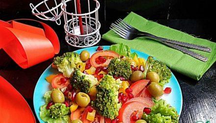 Салат «Вечера»