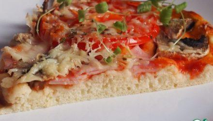 Пицца «Молния»