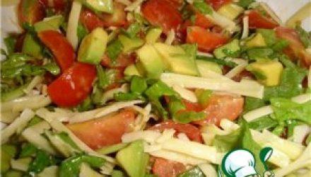 Итальянский салатик