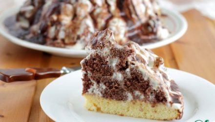 Торт «Кучерявый Панчо»