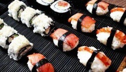 Оригинальные суши-роллы по особому рецепту