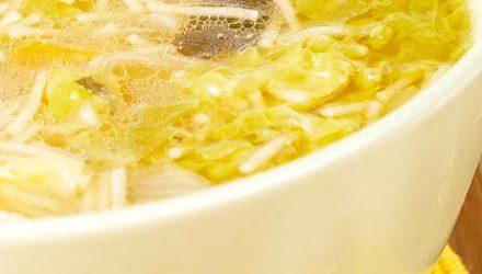 Супы японской кухни домашние рецепты