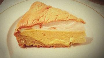 Торт творожный с воздушными белками