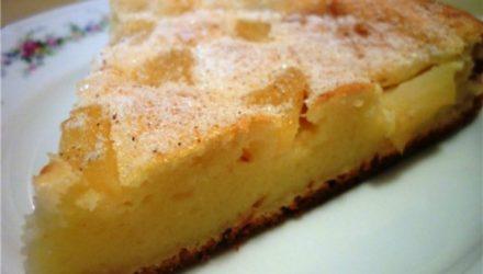 Яблочный пирог по-американски