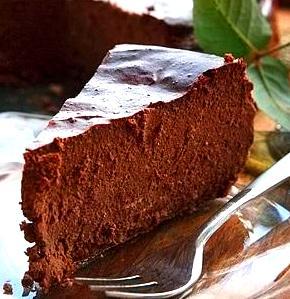 Чизкейк «Шоколадное чудо»