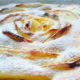Персиково-творожная запеканка